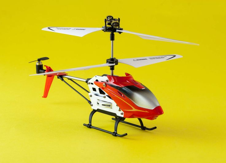RC Helicopter with 3 - channel tri-band!  See all the description on the website!