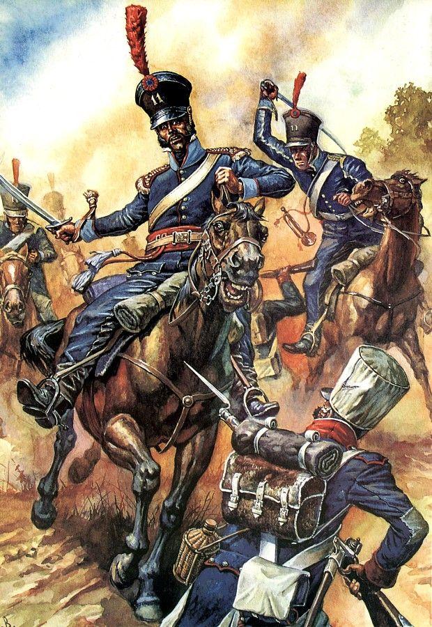 Portuguese Cavalry.