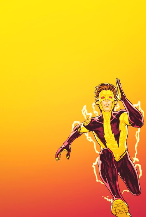 Bart Allen Running – Quotes of the Day