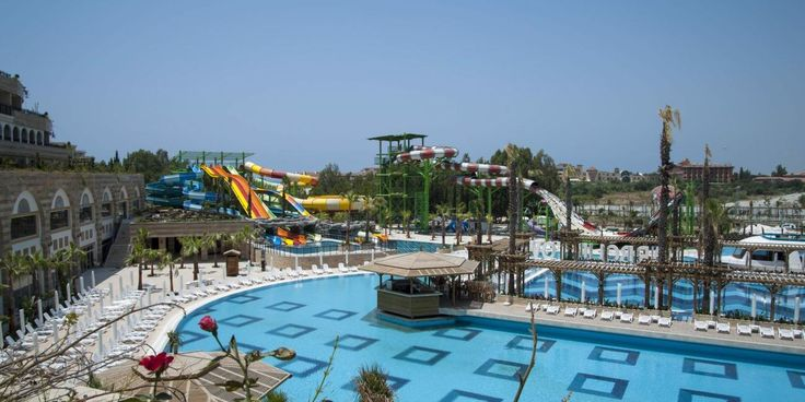 Concediu de vara 2018 la mare pe litoral in Turcia la Hotel Crystal Sunset Luxury Resort de 5 stele din Antalya Side