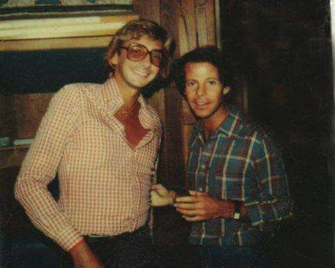 Barry Manilow and Ron Dante