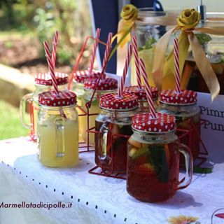 All About Pimm's from Marmellata di Cipolle