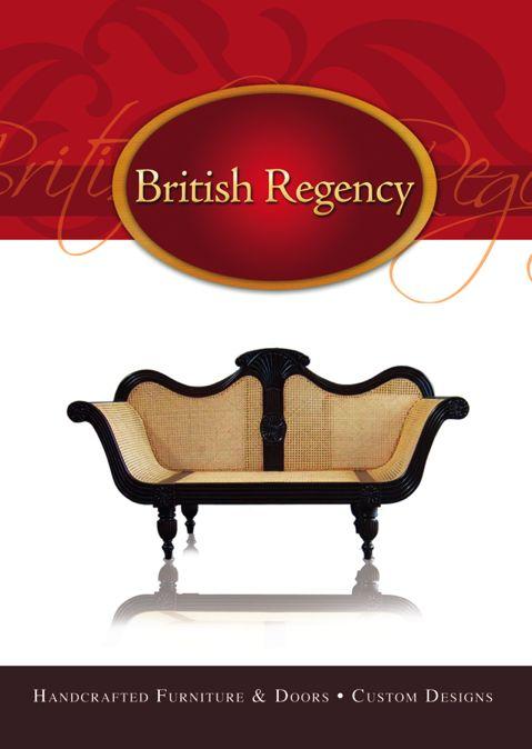 Brochure - BRITISH REGENCY - Año ©2007