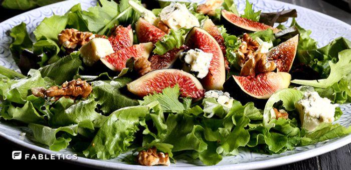 Kates Hudsons Lieblingsrezept: Griechischer Feigen-Mozzarella-Salat