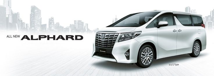 Spesifikasi Dan Harga Toyota Alphard Semarang
