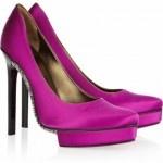 Zapatos de tacón alto fluorescentes de Zara  http://vestidoparafiesta.com/zapatos-de-tacon-alto-fluorescentes-de-zara/