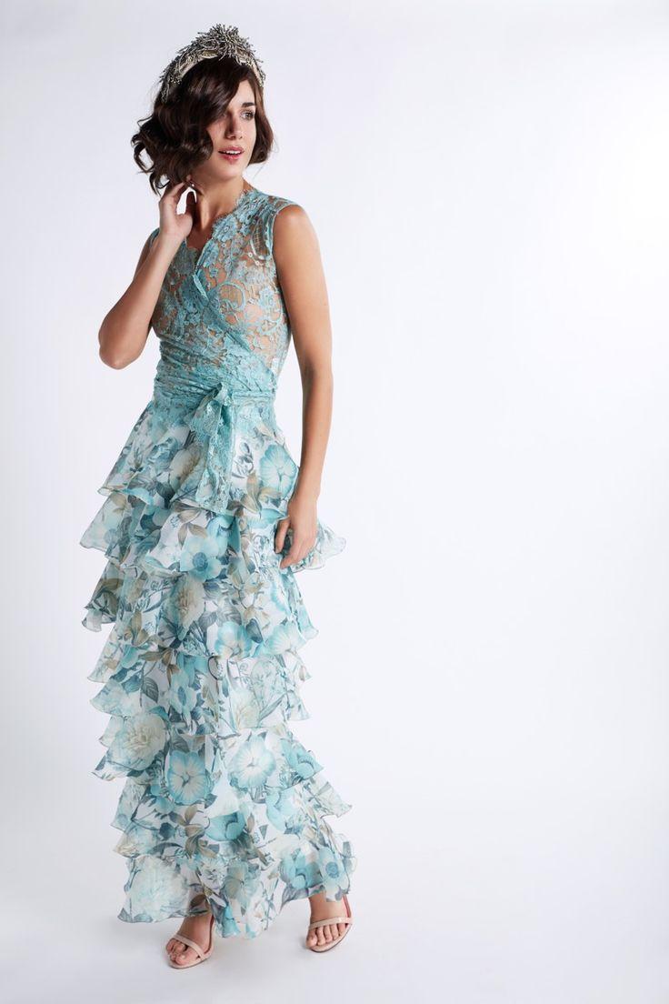 Mejores 57 imágenes de Vestidos boda en Pinterest | Blusas de moda ...