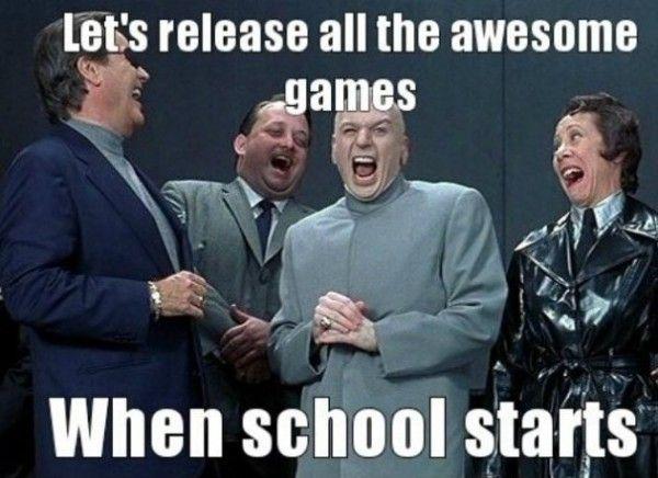 Scumbag Video Game Industry - www.meme-lol.com