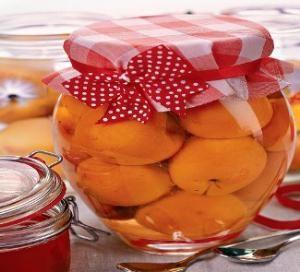Заготовки из абрикосов на Gastronom.ru