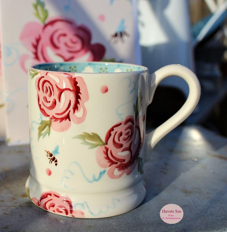 Emma Bridgewater - Rose & bee - Havets Sus
