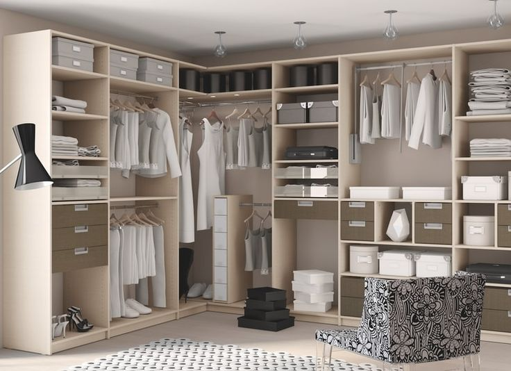 1000 id es sur le th me amenagement dressing sur pinterest amenagement dres - Dressing idee amenagement ...