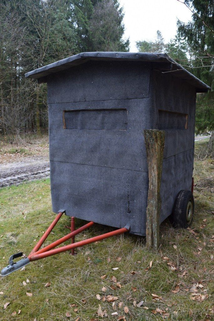 Pics Anyone Can Build This Insanely Convenient Hunting