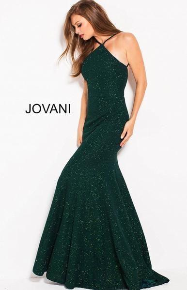 Jovani Prom Dress 59887 Halterneck Prom Dress Stardust Boutique