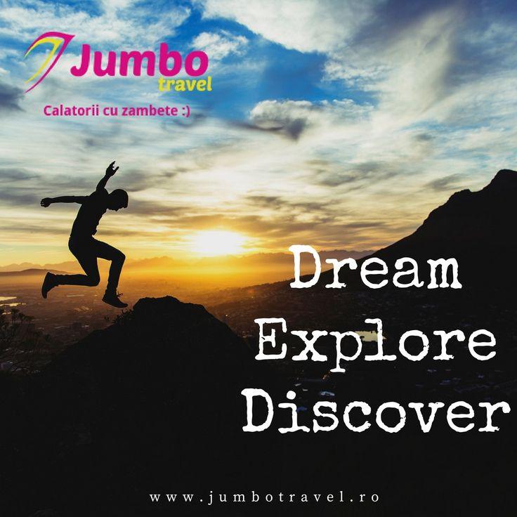 Dream Explore Discover www.expoanunturi.ro