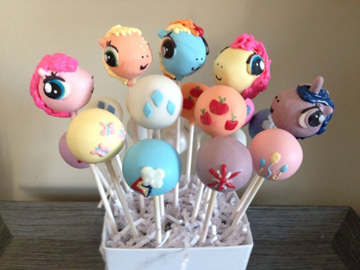 Cake Pops Ideas For Th Birthday