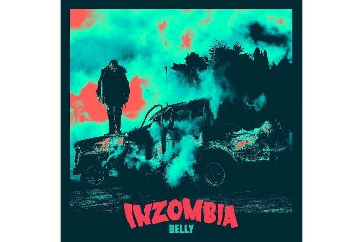 Belly 'Inzombia' Mixtape album cover