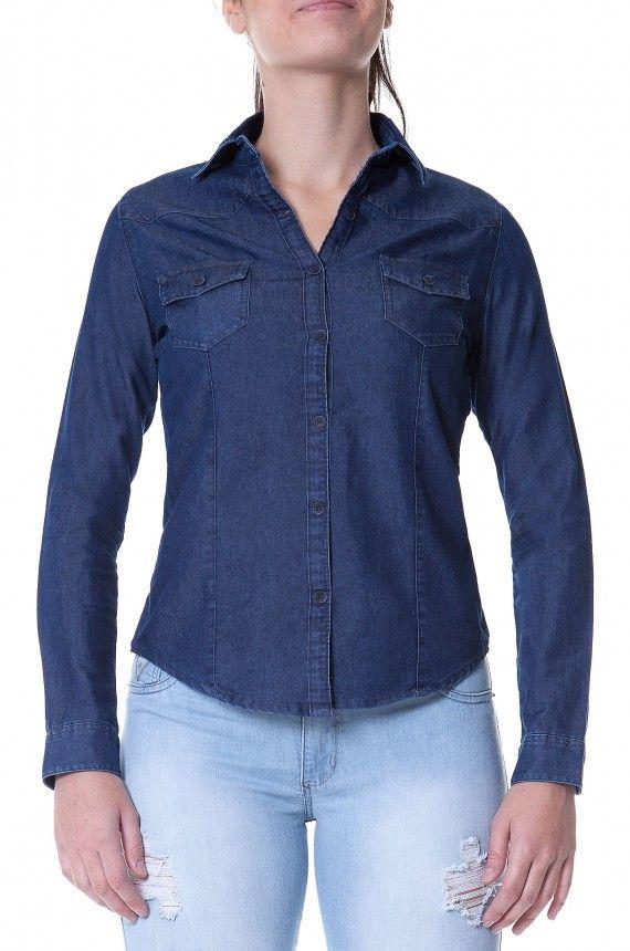 Camisa Jeans | Bivik Jeans