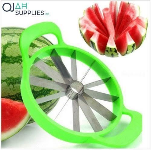 Fruit Melon Cantaloupe Slicer Watermelon Slicer Kitchen Tool Stainless Cutter UK in Home, Furniture & DIY, Cookware, Dining & Bar, Food Preparation & Tools | eBay