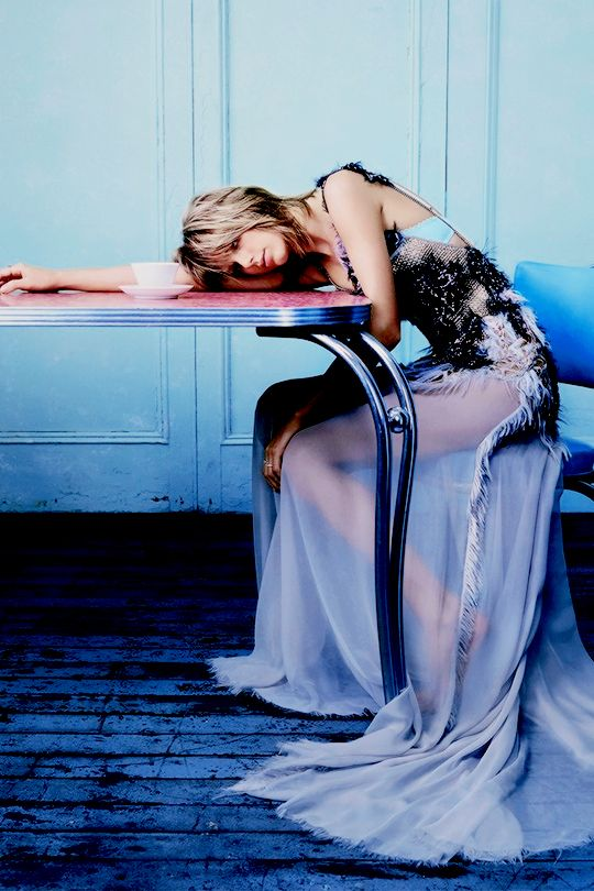Taylor for Vogue Australia