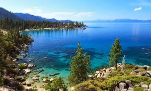 Groupon - Stay at Lake Tahoe Resort Hotel in California. Dates Available into December. in South Lake Tahoe, CA. Groupon deal price: $79