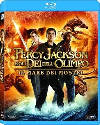 Percy Jackson E gli Dei Dell'Olimpo - Il Mare Dei Mostri (2013) Full Blu Ray AVC ITA DTS ENG DTS HD MA 7.1