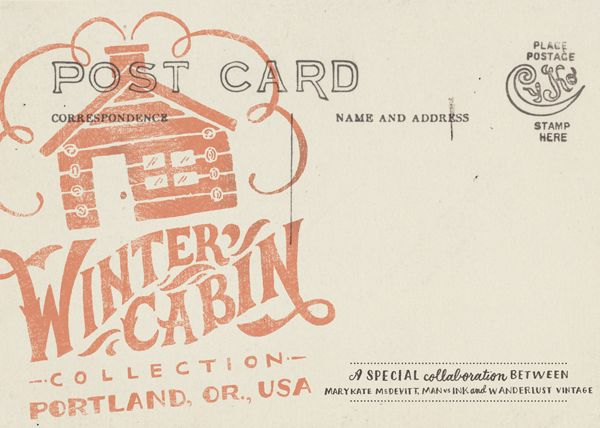 Winter Cabin Collection 5