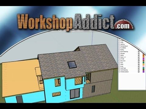 how to work with layers in google sketchup