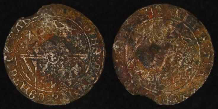 Coin: ($15) Spanish Netherlands - 1400S 1500S Jeton #2