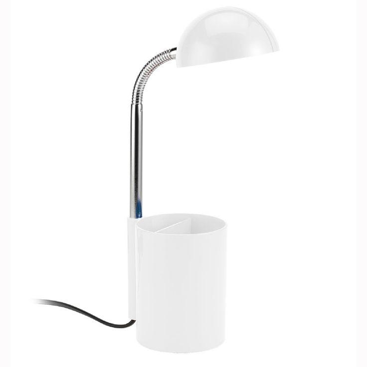 43 best lampes de bureau images on pinterest lamps - Miroir avec bras articule ...