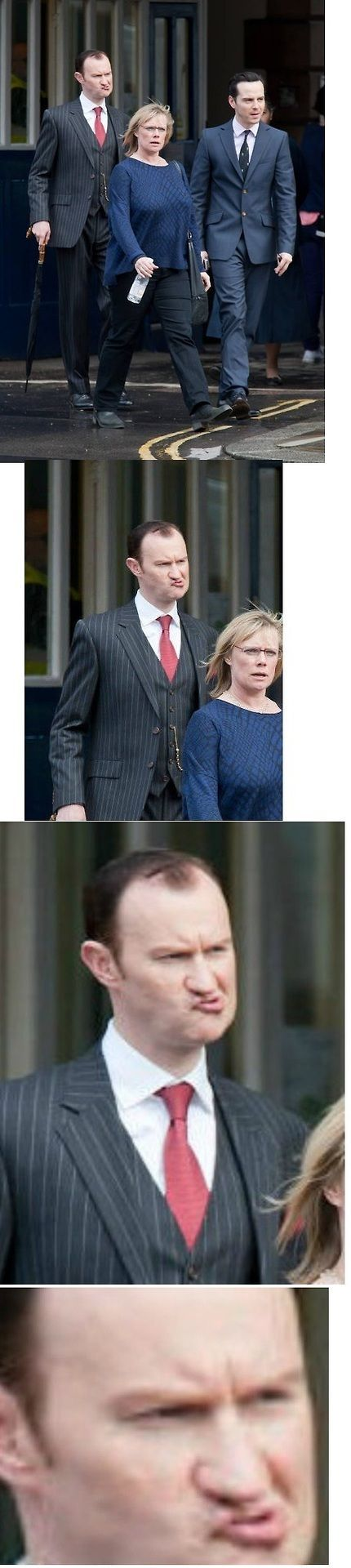 Mycroft Holmes best face ever