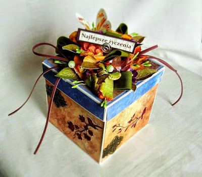 expoloding box