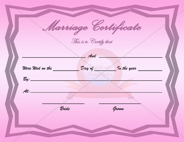 10 best MARRIAGE CERTIFICATE TEMPLATES images on Pinterest - sample marriage certificate