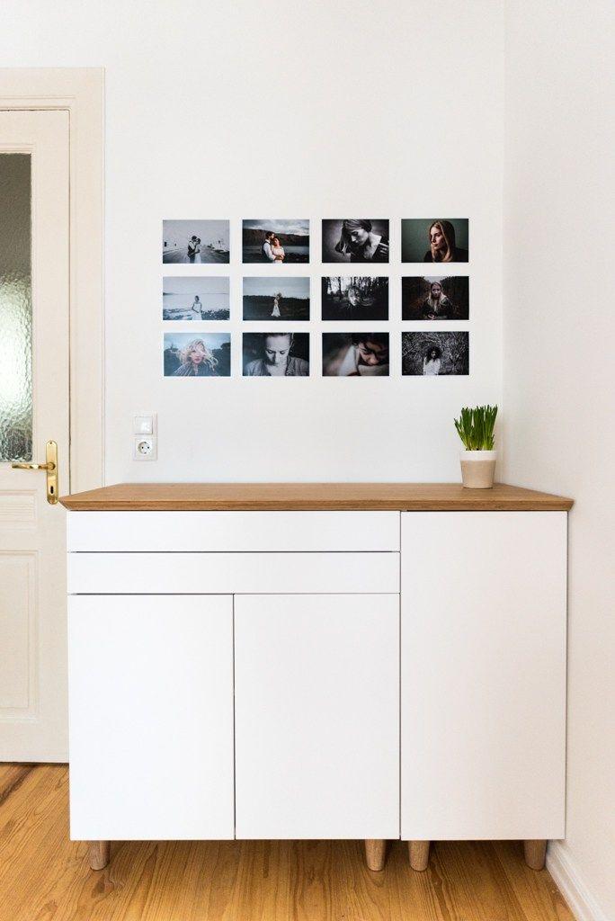 Scandinavian Bamboo Sideboard | Our Home | Küchenschrank ikea, Küche ...