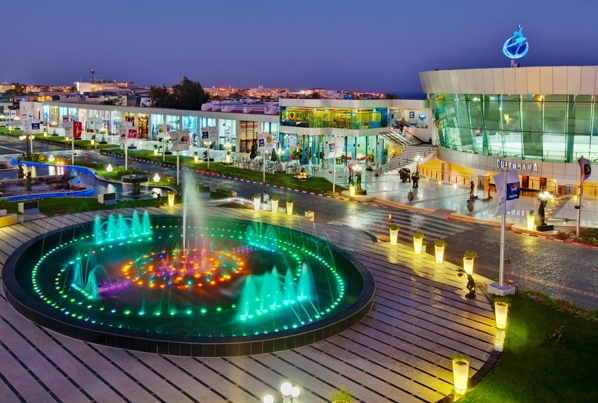 Soho Square - Sharm El Sheikh, Egypt