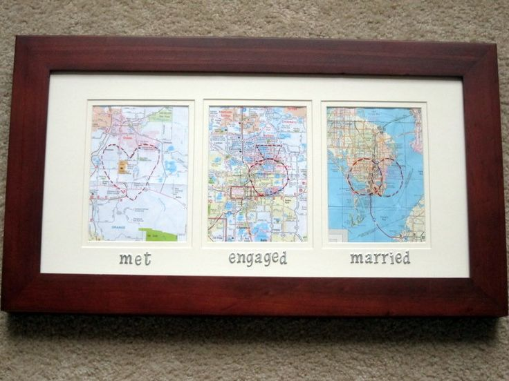 Homemade 1st Wedding Anniversary Gift Ideas : 1000+ ideas about Homemade Anniversary Gifts on Pinterest Homemade ...
