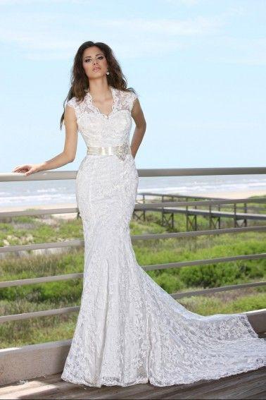 Davinci Wedding Dresses - Style 50240