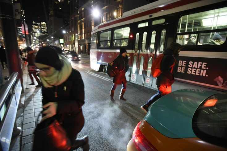 Pedestrian deaths wont end as long as Toronto panders to cars and drivers