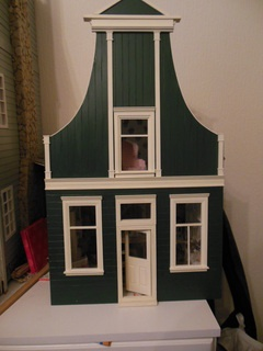 Het Zaanse huis (dutch house)