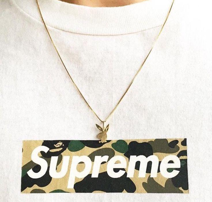 BAPE X SUPREME