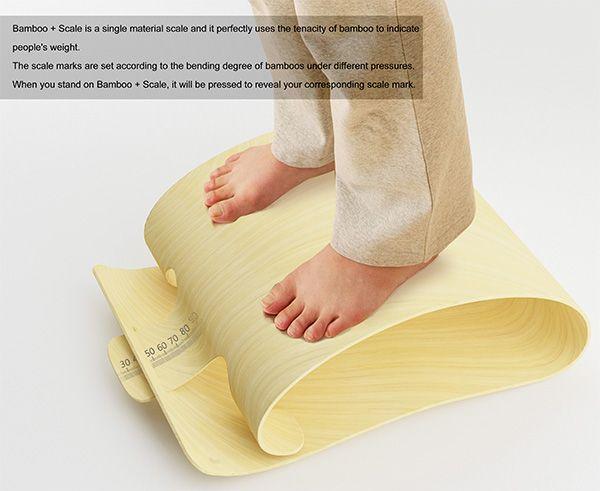 05:  Yanko Design - Wooden Weight Calculator