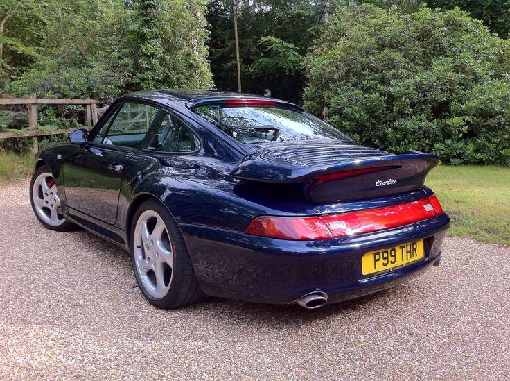 97 Porsche 993 Turbo