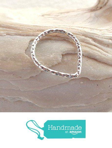 Septum Ring Triangle Tribal Diamond Cut Nose Ring,Daith piercing ring,cartilage,helix,tragus,ear hoop earring from Pavlos Handmade Studio https://www.amazon.com/dp/B077GB245P/ref=hnd_sw_r_pi_dp_qrUcAbYWG8VQN #handmadeatamazon
