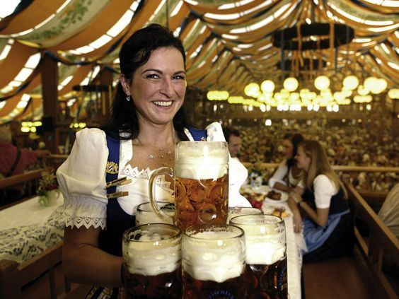 Bavaria- Welcome to the Oktoberfest 2014 - Beer and wine festivals - Events