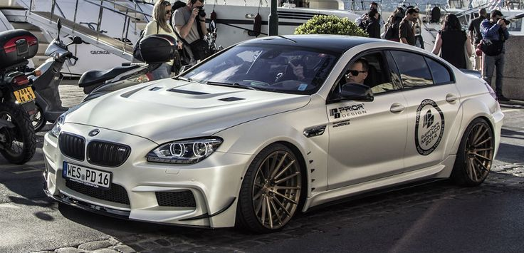 101 Modified Cars - Modified BMW 6 Series Gran Coupe
