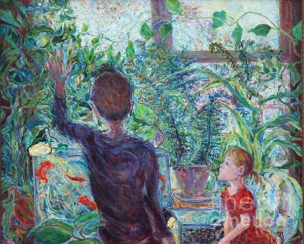 Plants Animals Children