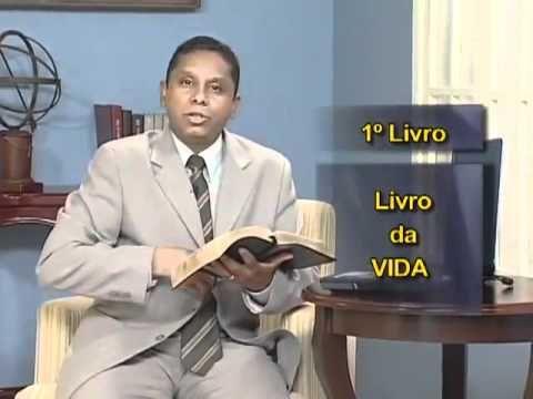 14 - Os Livros do Juízo (O Grande Conflito) Pr. Luís Gonçalves