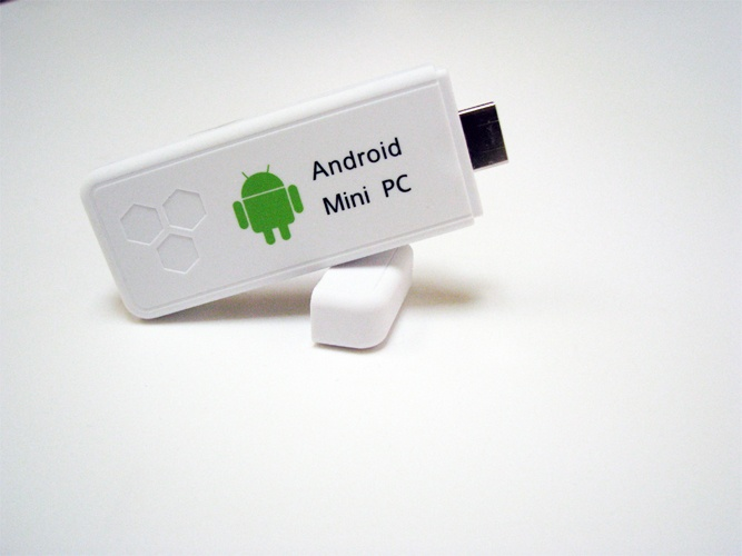 Android Vanilla Ice Cream Stick turns your Projector or TV into a virtual Mini PC with a Google Android Home Page