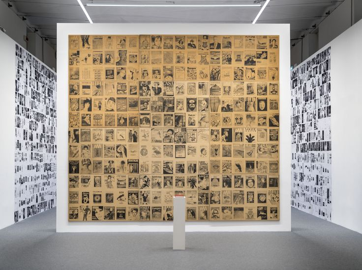 Alighiero Boetti, Fondazione Cini, Courtesy Matteo De Fina