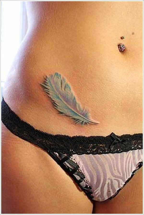 Stomach Tattoo Female | Stomach Tattoo Ideas For Men And Women (27)
