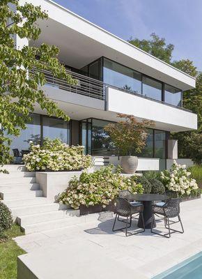 Projekt   Haus BS | Stuttgart | Deutschland | Architekten Bda: Fuchs,  Wacker. | Häuser | Pinterest | Moderne Häuser, Ideen Für Die Küche Und Neues  Zuhause